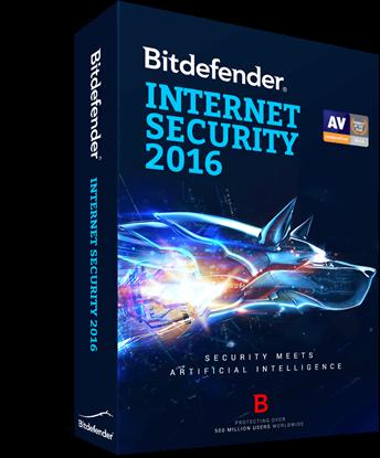 Picture of  Bitdefender Internet Security 2016