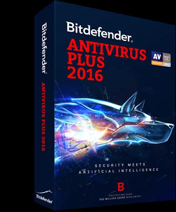 Picture of Bitdefender Antivirus Plus 2016